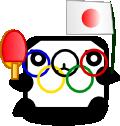 オリンピックがんばれ!